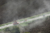 """eating dust.<br /> <br /> Antwerp Port Epic 2018 (formerly """"Schaal Sels"""")<br /> One Day Race: Antwerp > Antwerp (207km of which 32km are cobbles & 30km is gravel/off-road!)"""