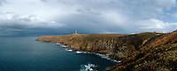Europe/France/Bretagne/22/Côtes d'Armor/Cap Frehel: côte rocheuse et phare