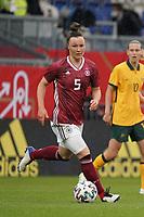 Marina Hegering (Deutschland, Germany) - 10.04.2021 Wiesbaden: Deutschland vs. Australien, BRITA Arena, Frauen, Freundschaftsspiel