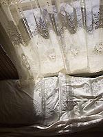 Sunlight coming through bedroom window<br />