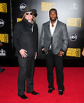 Val Kilmer & 50 Cent at The 2009 American Music Awards held at The Nokia Theatre L.A. Live in Los Angeles, California on November 22,2009                                                                   Copyright 2009 DVS / RockinExposures