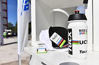 Picture by Simon Wilkinson/SWpix.com - 24/25/26/27/09/2020 - Cycling - UCI 2020 Road World Championships IMOLA - EMILIA-ROMAGNA ITALY - The Photo Brief - TACX - SANTINI