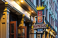 BB King's Blues Club, Nashville, Tennessee, USA.