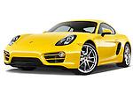 Porsche Cayman Coupe 2014