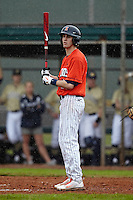 Illinois Fighting Illini shortstop Thomas Lindauer #19 during a game against the Notre Dame Fighting Irish at the Big Ten/Big East Challenge at Walter Fuller Complex on February 17, 2012 in St. Petersburg, Florida.  (Mike Janes/Four Seam Images)