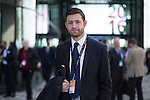 © Joel Goodman - 07973 332324 . 27/09/2016 . Liverpool , UK . JIM MCMAHON at the ACC conference centre on the third day of the Labour Party Conference at the ACC in Liverpool . Photo credit : Joel Goodman