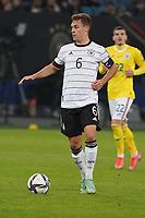 Joshua Kimmich (Deutschland Germany) - Hamburg 08.10.2021: Deutschland vs. Rumänien, Volksparkstadion Hamburg