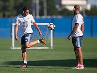 Copa America, Argentina Training, June 25, 2016