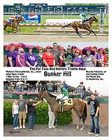 Bunker Hill winning at Delaware Park on 6/4/11