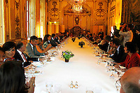 Ministres  .Parigi 22/8/2012.Consiglio dei Ministri.Foto Insidefoto / Gwendoline Le Goff / Panoramic