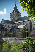 Europe/France/Normandie/76/Seine Maritime/ Le Havre : L' 'Abbaye de Graville, également appelée abbaye de Sainte-Honorine, a été fondée au xie siècle. Elle est située dans le quartier de Graville-Sainte-Honorine au Havre // Europe / France / Normandy / 76 / Seine Maritime / Le Havre: The Graville Abbey, also called Sainte-Honorine Abbey, was founded in the 11th century. It is located in the Graville-Sainte-Honorine district of Le Havre