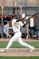 Alcibiades Made ---  AZL Athletics - 2009 Arizona League.Photo by:  Bill Mitchell/Four Seam Images