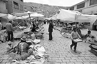 Child street vendors in Bolivia - Child labor as seen around the world between 1979 and 1980 – Photographer Jean Pierre Laffont, touched by the suffering of child workers, chronicled their plight in 12 countries over the course of one year.  Laffont was awarded The World Press Award and Madeline Ross Award among many others for his work.