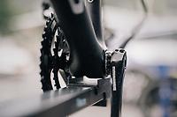 post-race bike cleaning <br /> <br /> 104th Tour de France 2017<br /> Stage 18 - Briancon › Izoard (178km)