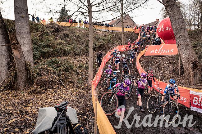 Jaarmarktcross Niel (BEL) 2020<br /> Womens Race<br /> <br /> ©kramon