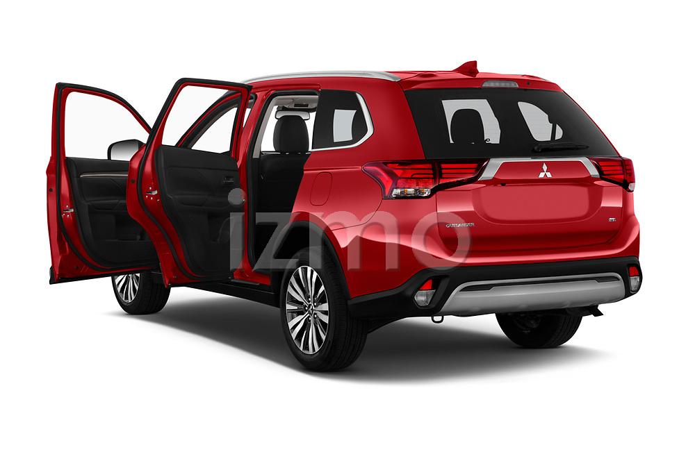 Car images of 2020 Mitsubishi Outlander SEL 5 Door SUV Doors