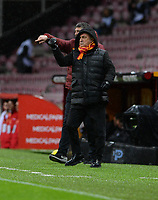 15th March 2020, Istanbul, Turkey;   Coach Fatih Terim of Galatasaray during the Turkish Super league football match between Galatasaray and Besiktas at Turk Telkom Stadium in Istanbul , Turkey on March 15 , 2020.