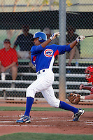 Jesus Morelli -  Chicago Cubs - 2009 Arizona League.Photo by:  Bill Mitchell/Four Seam Images