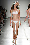Models walk runway in swimsuits from the Ete Swimwear Spring Summer 2017 collection by Jessica Williamson for the Fashion Palette Austrialian Swim Resort Spring Summer 2017 fashion show on September 8, 2016.