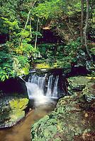 Waterfall, Delaware Water Gap, New Jersey