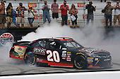 NASCAR Xfinity Series<br /> Fitzgerald Glider Kits 300<br /> Bristol Motor Speedway, Bristol, TN USA<br /> Saturday 22 April 2017<br /> Erik Jones, Reser's American Classic Toyota Camry<br /> World Copyright: Matthew T. Thacker<br /> LAT Images<br /> ref: Digital Image 17BMS1mt1380