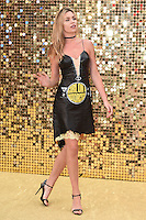 """Abbey Clancy<br /> arrives for the World Premiere of """"Absolutely Fabulous: The Movie"""" at the Odeon Leicester Square, London.<br /> <br /> <br /> ©Ash Knotek  D3137  29/06/2016"""