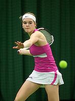 5-3-10, Rotterdam, Tennis, NOJK, Yvette van Oyen