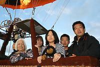 20120821 August 21 Hot Air Balloon Cairns