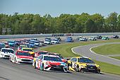 Monster Energy NASCAR Cup Series<br /> AXALTA presents the Pocono 400<br /> Pocono Raceway, Long Pond, PA USA<br /> Sunday 11 June 2017<br /> Kyle Busch, Joe Gibbs Racing, M&M's Red, White & Blue Toyota Camry, Matt Kenseth, Joe Gibbs Racing, DEWALT Flexvolt Toyota Camry<br /> World Copyright: Logan Whitton<br /> LAT Images<br /> ref: Digital Image 17POC1LW3245