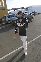 Nick Heidfeld. F1.09 BMW Sauber F1 TEST with Nick Heidfeld as driver. 21-24/1/2009 Circuito Ricardo Tormo de la Comunitat Valenciana, Cheste, Valencia, Spain