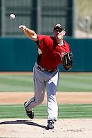Max Scherzer - Arizona Diamondbacks - 2009 spring training.Photo by:  Bill Mitchell/Four Seam Images