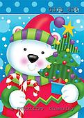 Janet, CHRISTMAS ANIMALS, paintings+++++,USJS436,#xa# Weihnachten, Navidad, illustrations, pinturas