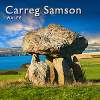 Pictures of Carreg Sampson Stone Burial Chamber | Photos & Images