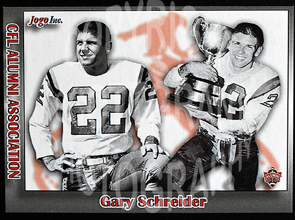 Gary Schreider-JOGO Alumni cards-photo: Scott Grant
