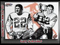 Gary Schreider-JOGO Alumni cards-photo: Scott Grant