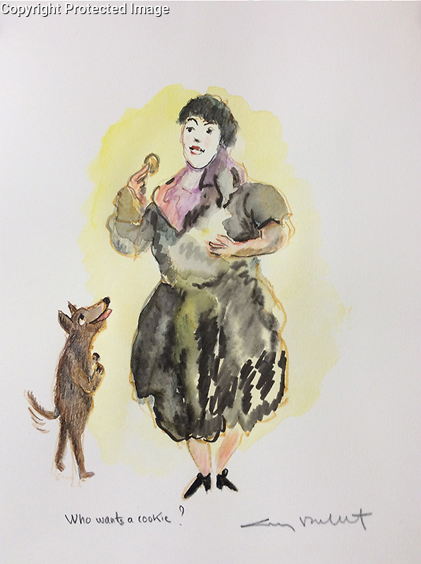"""Who Wants a Cookie?""<br />