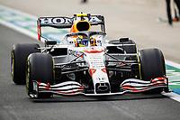 8th October 2021; Formula 1 Turkish Grand Prix 2021 free practise at the Istanbul Park Circuit, Istanbul;  PEREZ Sergio mex, Red Bull Racing Honda RB16B