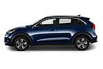 Car Driver side profile view of a 2020 KIA Niro-Plug-In-Hybrid EX-Premium 5 Door Hatchback Side View