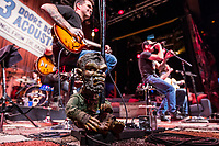 """3 Doors Down performs on stage during the acoustic """"Songs From the Basement"""" tour at the House of Blues on Tuesday January 14, 2014 in Los Angeles, CA. (Photo by: Paul A. Hebert / Press Line Photos)"""