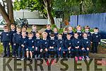 Wk35 Scoil Mhuire Killorglin Mrs. Burke's Junior Infants<br /> Front L-R:  Jack, Finn, Isabella,  Rian, Charlie, Emma, Kyle, Isabelle, Lucy.<br /> Back L-R  Tom, Abel, Igor, Olivia, Aibhínn, Aura, Zoey, Matilda, Dominyka, Samuel, Muiris, & Liam.