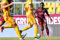 Moustapha Seck Livorno<br /> Campionato di calcio Serie BKT 2019/2020<br /> Livorno - Cittadella<br /> Stadio Armando Picchi 20/06/2020<br /> Foto Andrea Masini/Insidefoto