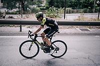 Carlos Verona (ESP/Mitchelton-Scott)<br /> <br /> Stage 5: Grenoble > Valmorel (130km)<br /> 70th Critérium du Dauphiné 2018 (2.UWT)