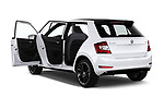 Car images of 2018 Skoda Fabia Monte-Carlo 5 Door Hatchback Doors