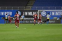 inter-roma - milano 12 maggio 2021 - 36° giornata Campionato Serie A - nella foto: mkhitaryan gol 2-1