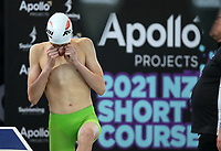 Apollo Projects NZ Short Course Championships, Millennium Institute, Auckland, New Zealand. Tuesday 17 August 2021 Photo: Simon Watts/www.bwmedia.co.nz