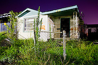 The Lower 9th Ward, New Orleans, August 28, 2006.
