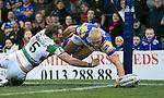 Leeds Rhinos v Warrington Wolves 07.04.2013
