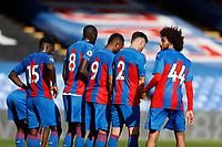 5th September 2020; Selhurst Park, London, England; Pre Season Friendly Football, Crystal Palace versus Brondby; Jairo Riedewald of Crystal Palace looking on