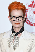 Sandy Powell<br /> arrives for the London Critic's Circle Film Awards 2020, London.<br /> <br /> ©Ash Knotek  D3552 30/01/2020