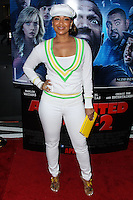 """LOS ANGELES, CA, USA - APRIL 16: LisaRaye McCoy at the Los Angeles Premiere Of Open Road Films' """"A Haunted House 2"""" held at Regal Cinemas L.A. Live on April 16, 2014 in Los Angeles, California, United States. (Photo by Xavier Collin/Celebrity Monitor)"""